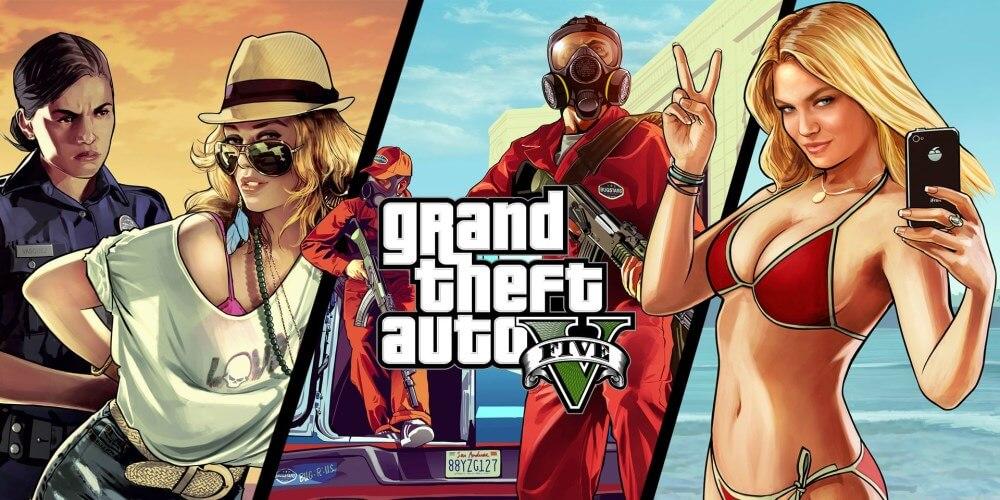 Grand Theft Auto V - piaskownica dla dużych chłopców