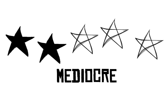 2.0 stars
