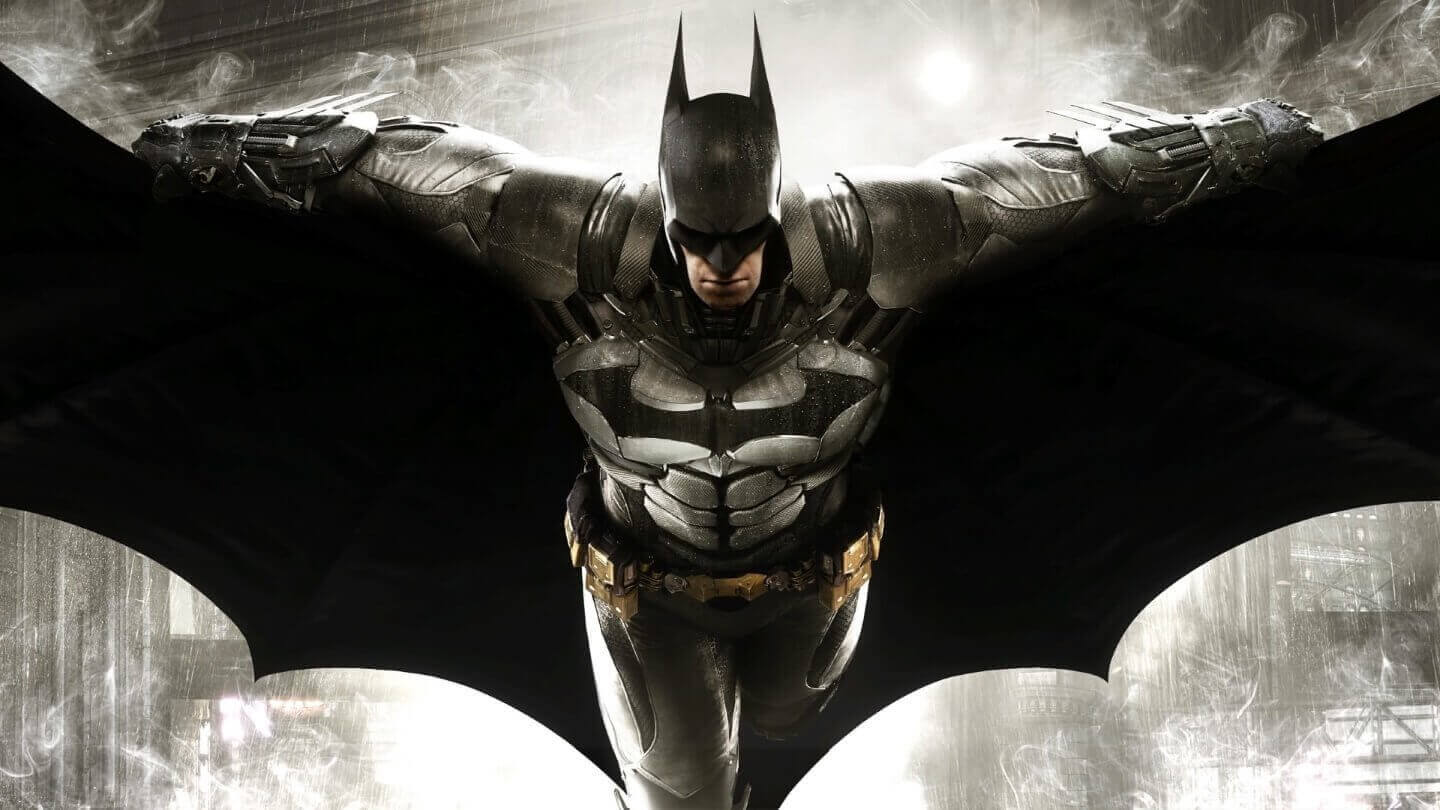BATMAN™: ARKHAM KNIGHT screenshot