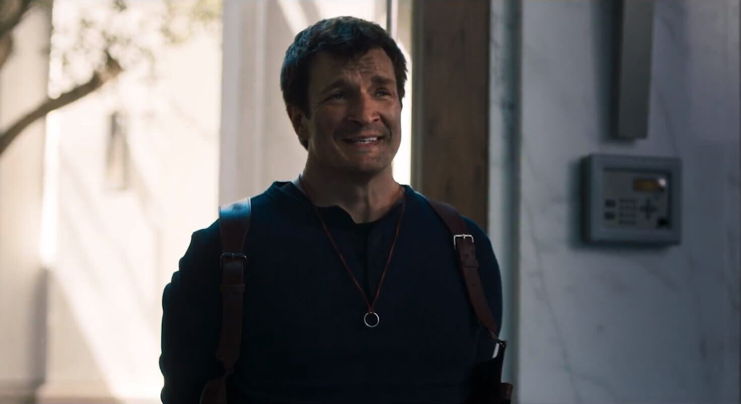 nathan drake nathan fillion