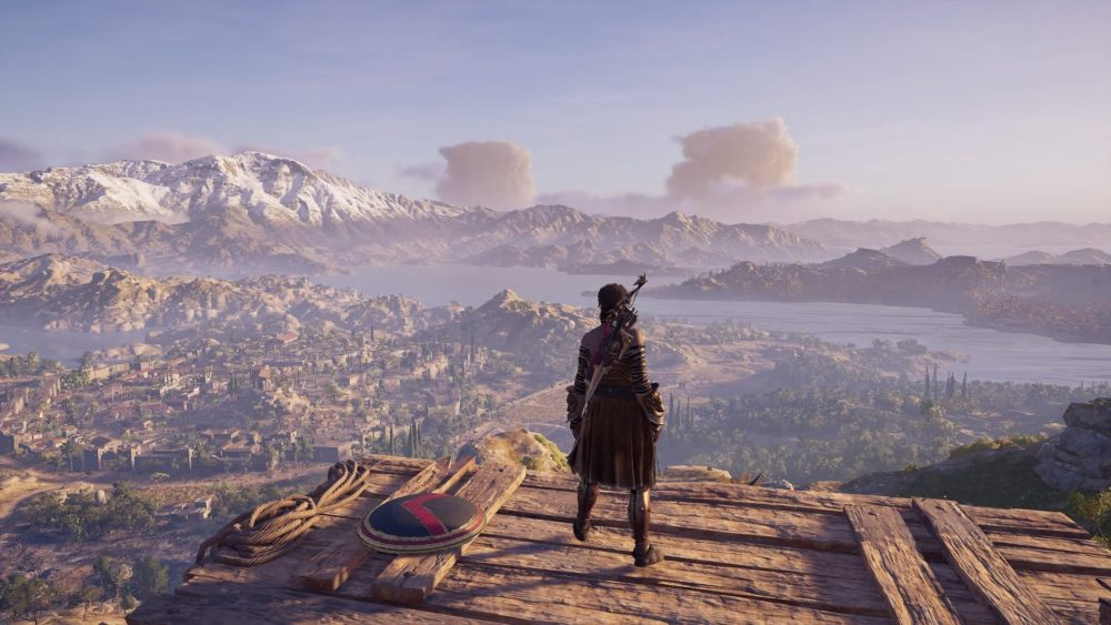 Assassin's Creed Odyssey – urzekająca, antyczna przygoda